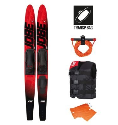 JOBE-ALLEGRE-COMBO-SKIS-RED-59-PACKAGE