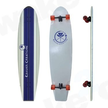 Kahuna Creations Bombora Longboard Blue - Land Paddle UK - Wake2o