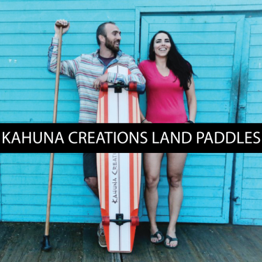 Kahuna Creations Land Paddles