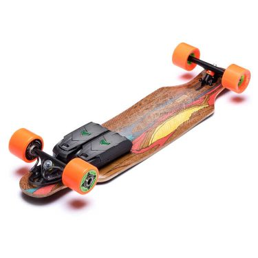 Unlimited Loaded Icarus Flex 1 Race Kit Complete Eboard - Best Electric Longboard - Wake2o.co.uk