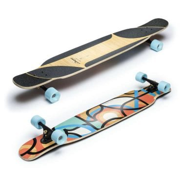 Loaded Bhangra V2 Longboard - Cruising And Boardwalking Set Up - Shrewsbury Longboard Shop Wake2o