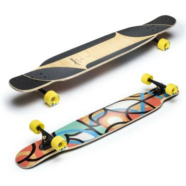 Loaded Bhangra V2 Longboard - Dancing And Freestyle Set Up - Shrewsbury Longboard Shop Wake2o