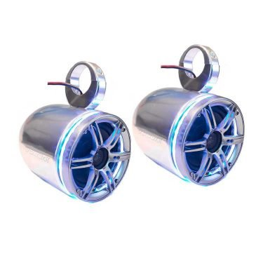 Jobe Addict Bullet Speaker Set - Wakeboard Tower 1.3 - Buy Online - Shrewsburys Best Watersport Shop - Wake2o Call 01743 588310
