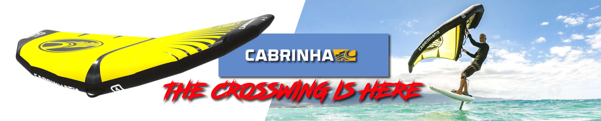 Cabrinha Crosswing Kites and Wind Wings - Crosswing In Stock - Wake2o