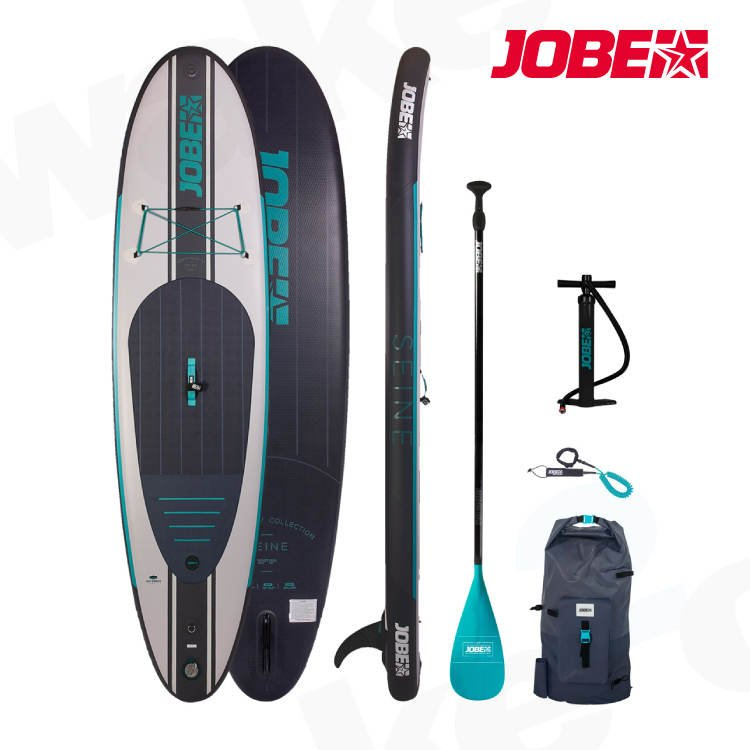 Jobe Seine Inflatable Sup Package 2020 - Shrewsbury Paddleboard Shop - Wake2o - UK Cheap Sup Sale