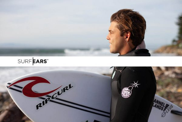 Surfears 3.0 Wake2o Blog - Best Surfers Ear Protection Available