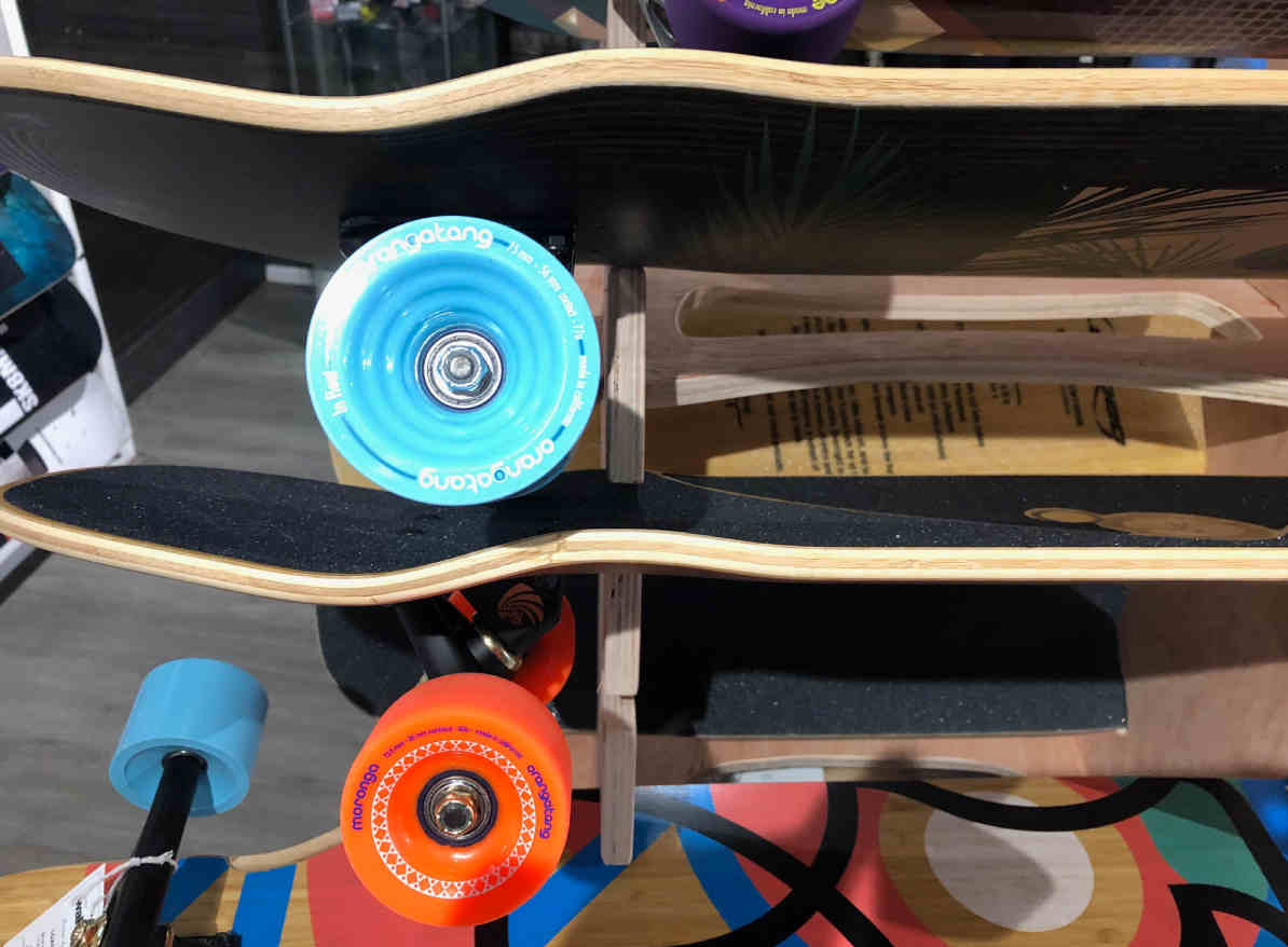 Loaded Boards Omakase Longboard Wheel Flares - Wake2o Skate Shop