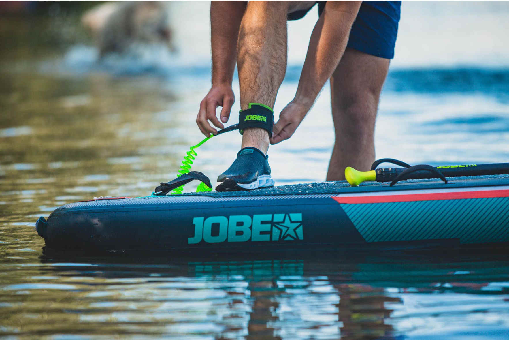 Step On The 2021 Jobe Inflatable Paddle Board Range